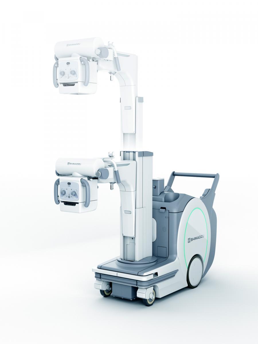 MobileDaRt Evolution MX8 Digital Mobile X-Ray System